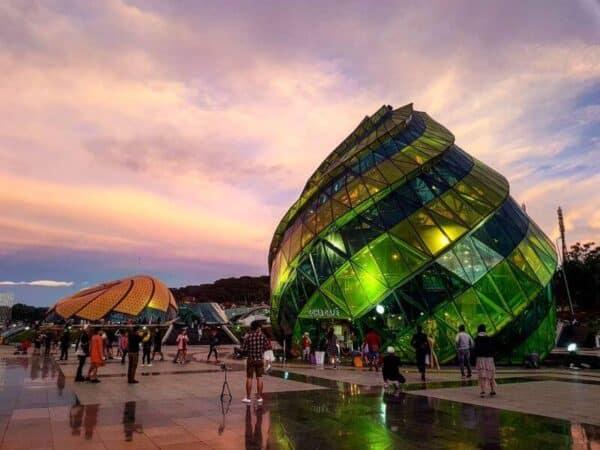 Quảng trường Lâm Viên: Điểm du lịch Đà Lạt tháng 3