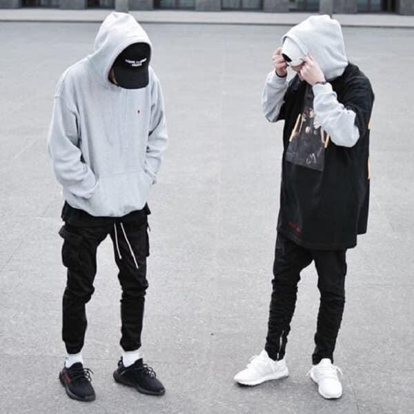 Áo thun, áo hoodie và quần jogger