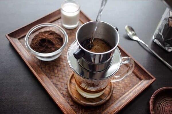 Trà và cafe Đà Lạt