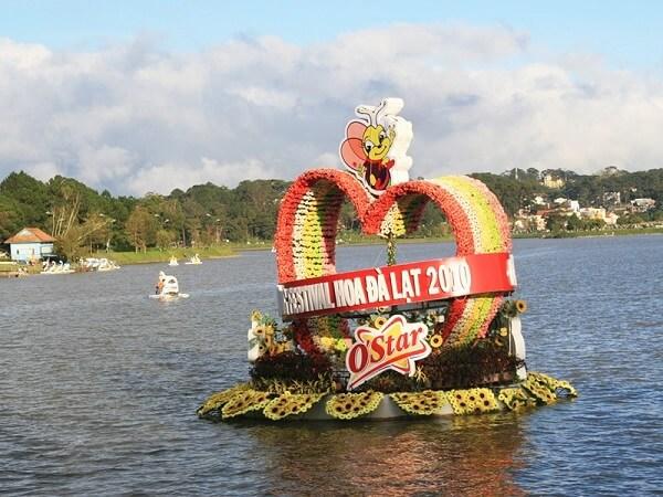 Festival Hoa Đà Lạt 2010 với nhiều điều thú vị