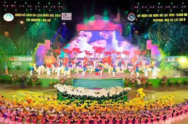 Festival Hoa Đà Lạt lần thứ V- 2014