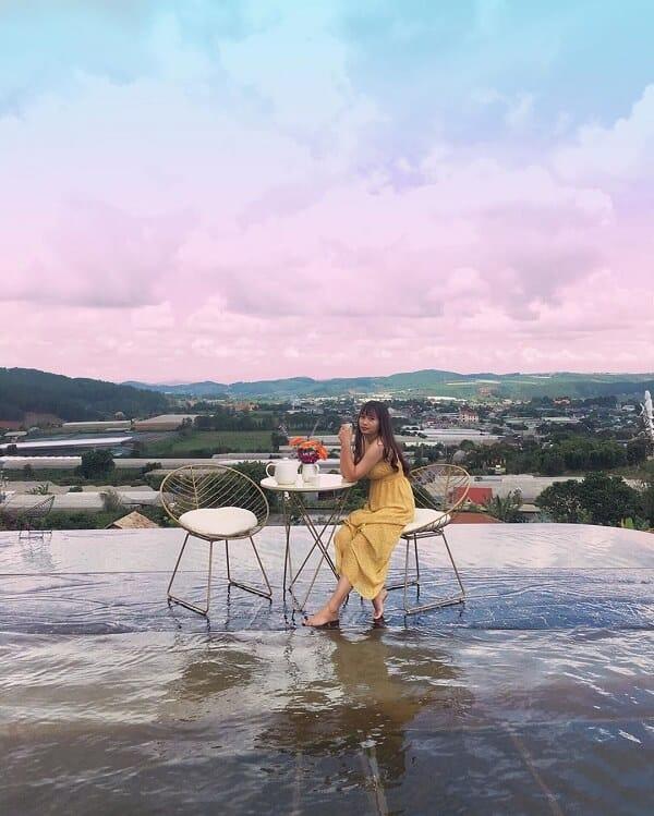Hình ảnh quán cà phê Hồ Trên Mây Đà Lạt - Ảnh 1