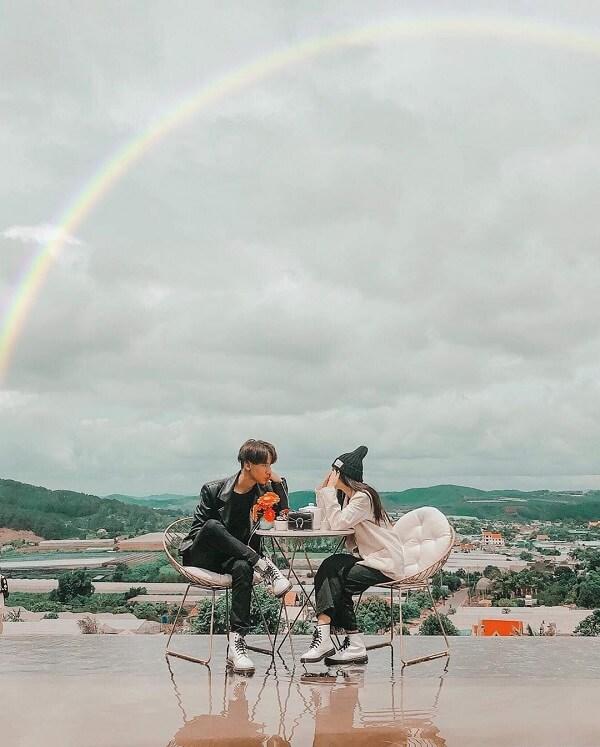 Hình ảnh quán cà phê Hồ Trên Mây Đà Lạt - Ảnh 2