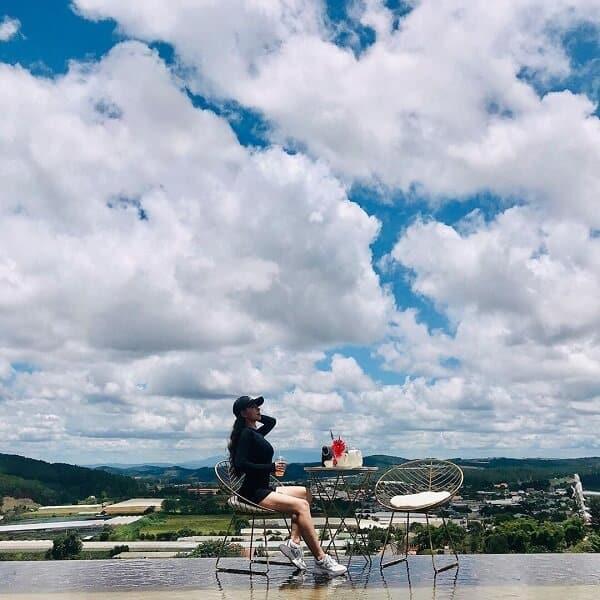 Hình ảnh quán cà phê Hồ Trên Mây Đà Lạt - Ảnh 3