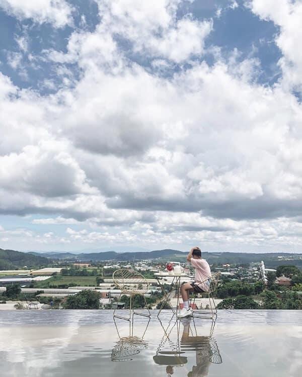Hình ảnh quán cà phê Hồ Trên Mây Đà Lạt - Ảnh 5