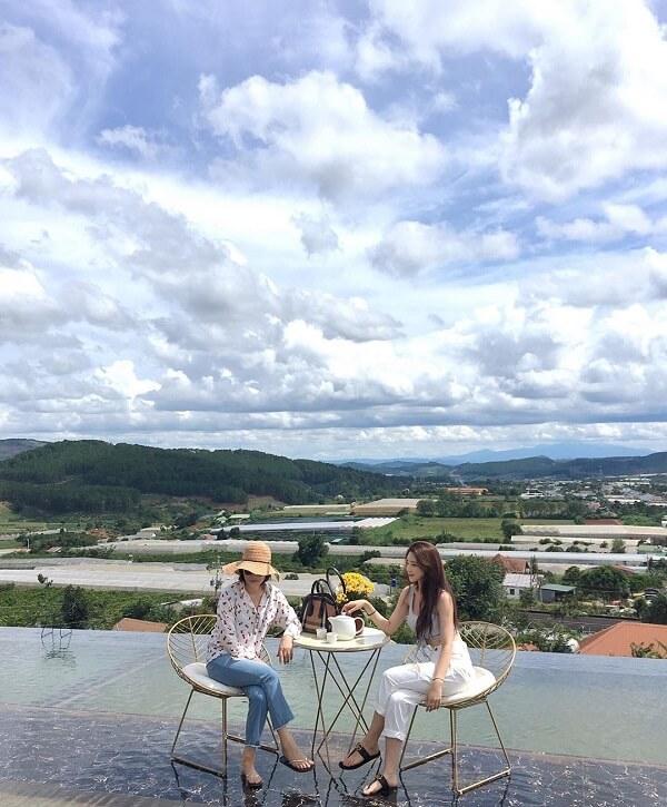 Hình ảnh quán cà phê Hồ Trên Mây Đà Lạt - Ảnh 6