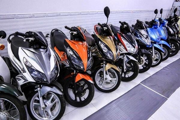 Review thuê xe máy tại Đà Lạt