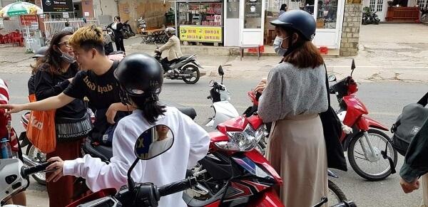 Kinh nghiệm thuê xe máy Đà Lạt giá rẻ