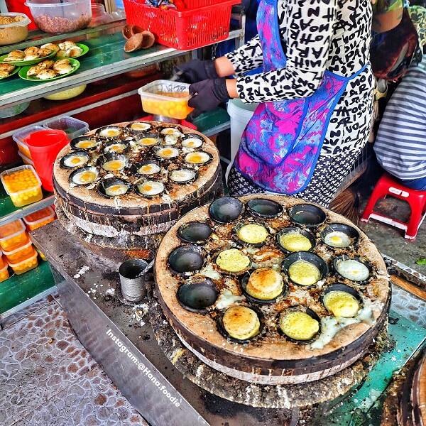 Ẩm thực nổi tiếng ở Đà Lạt trên đường Nhà Chung - Ảnh 4