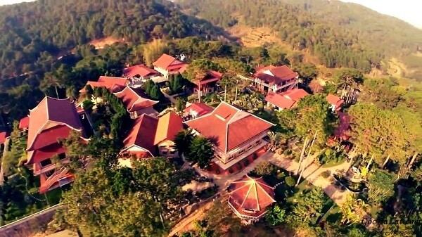 Thiền Viện Trúc Lâm: Công trình kiến trúc tầm cở