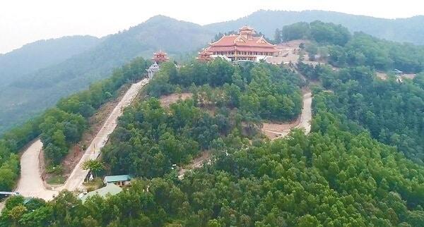 Hình ảnh Thiền viện Trúc Lâm Đà Lạt