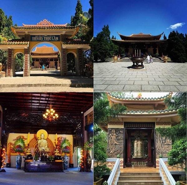 Đôi nét về Thiền Viện Trúc Lâm Đà Lạt