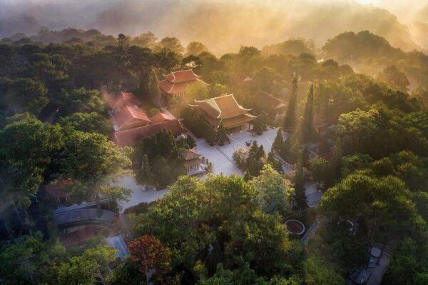Thiền Viện Trúc Lâm Đà Lạt: Kinh nghiệm khám phá từ A - Z